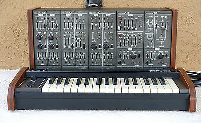 Roland System 100m Rate Vintage Analog Synthesizer Modular 180 keyboard 100 M