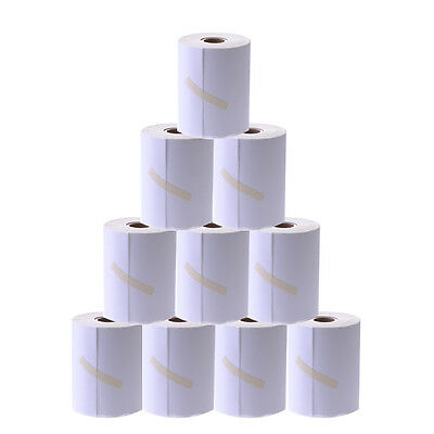 Morgan Miller Direct Thermal 4x6 Label 10 rolls|Compatible with Dymo&Zebra