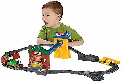 Fisher-Price Thomas the Train TrackMaster Sort & Switch Delivery Set New
