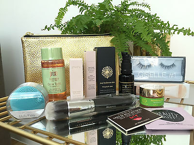 CULT BEAUTY Goody BAG May Lindstrom Youth Dew Tata Harper Zelens Becca By Terry
