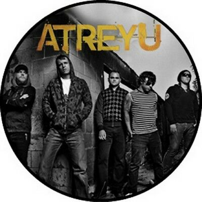 Atreyu Band Shot Button B-4474