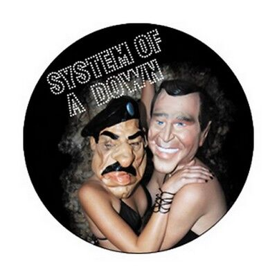 System of A Down Girls Button B-2859
