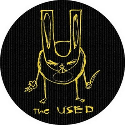 The Used Killer Bunny Button B-2441-C