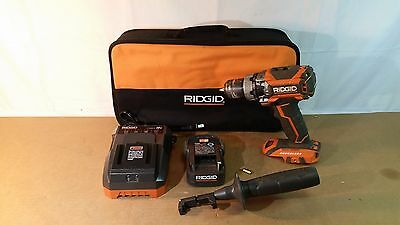 Rigid R86116 18v 1/2in Brushless Lithium Compact Hammer Drill 12272016.91