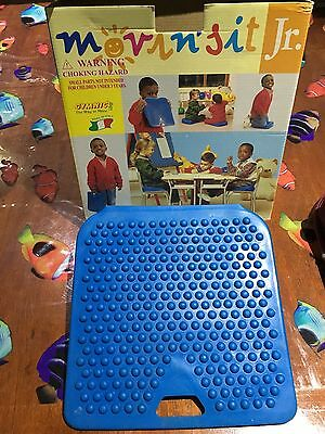 Gymnic Movin' Sit Junior Wedge Seat Cushion Posture Therapy ADHD Autism Sensory