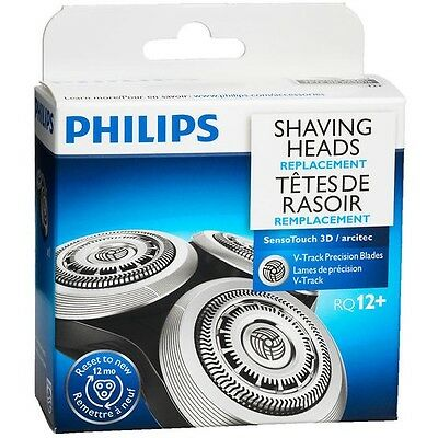 Philips Norelco Rq12+ Shaving Head For Sensotouch 3D RQ1250 RQ1260 RQ1280 RQ1290