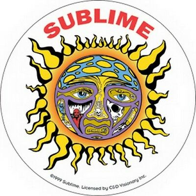 Sublime 40 Ounces To Freedom Sticker S-0688