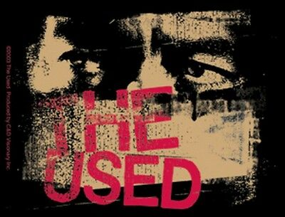 The Used Face Sticker S-2653