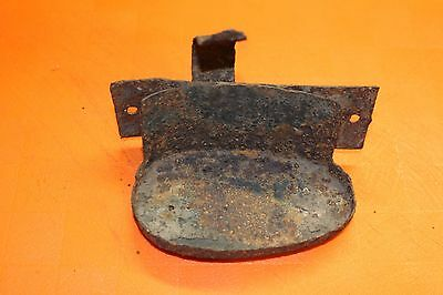 ORIGINAL GERMAN  WWII WW2 ithem - part from auto(oilcan holder)