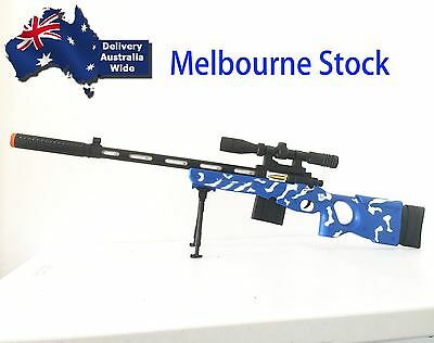 Prop Rifle Nerf Costume Assault Toy Gun Electric Battery kids toy airsoft
