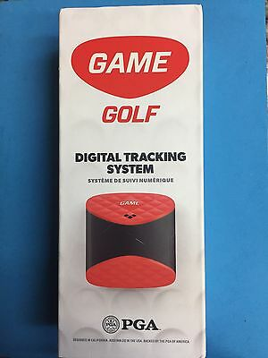 GAME GOLF PGA Digital Shot Tracking System Package
