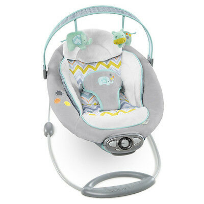 Ingenuity by Bright Starts The Gentle Automatic Baby & Infant Bouncer - Avondale