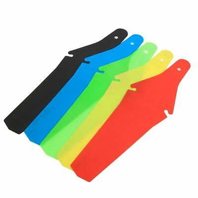 Bicycle Cycling Race Fenders MTB Road Saddle Mudguard Ass Rear Fenders 5 Colors