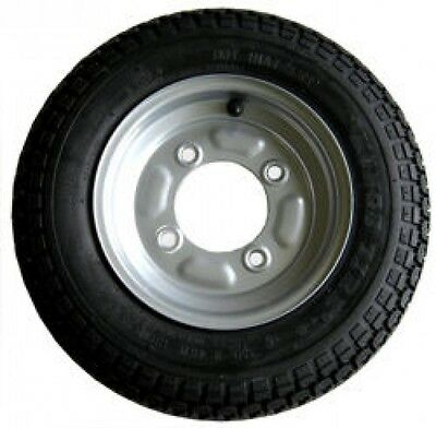 Spare wheel for an Erde 102 or Maypole 6810 Trailer 350x8