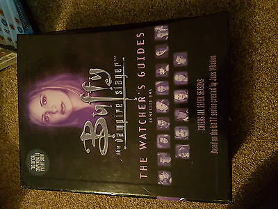 Buffy the Vampire Slayer: The Watcher's Guildes Complete Box