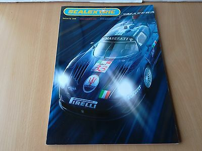 Scalextric C8165 46th Edition 2005 Catalogue - Brand New - Cover Worn