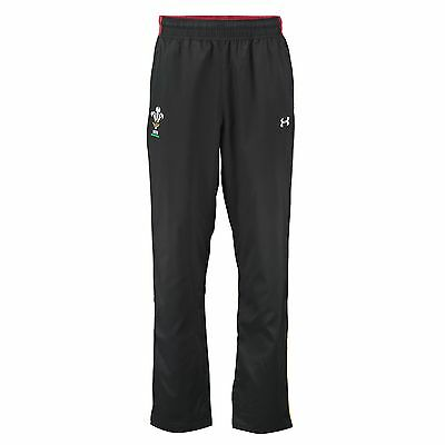 Adults Medium Wales Rugby Travel Pant 15/16 Black H27