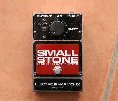 Electro Harmonix Small Stone EH4800 Phase Shifter