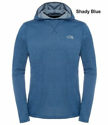 SALE The North Face Mens Reactor Hoodie - Lightweight / FlashDry