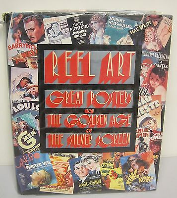 Livre / Boek - Reel art great posters from the golden age of silver screen