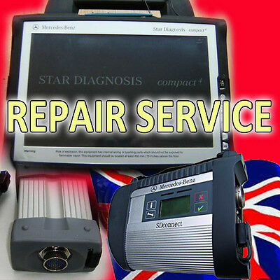 MB STAR system Repair Service C3 C4 UK based