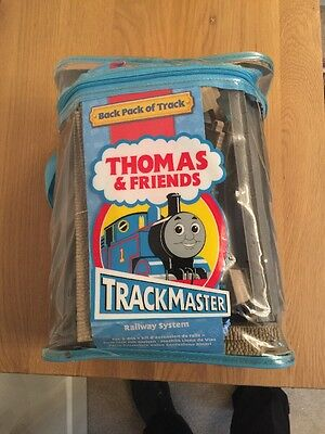 Tomy Thomas And Friends Trackmaster Back Pack Of Track Rail & Road