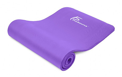 Prosource Premium 1/2-Inch Extra Thick 71-Inch Long High Density Exercise Yoga M