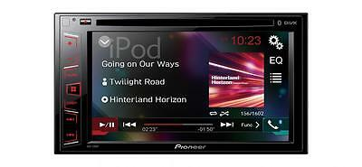 "Pioneer AVH-290BT 6.2"" Double Din Car Stereo CD DVD BlueTooth AUX USB IPOD"