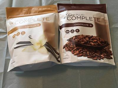 Juice plus chocolate shake pouch x1 Genuine weight loss