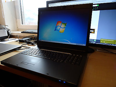 17 Zoll Notebook 2.2 Ghz 4GB Ram Win7 Home 32bit inkl. LaptopTasche