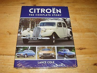 Citroen - The Complete Story by Lance Cole.  Was £35.00  Shrinkwrapped