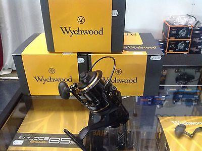 3 x Wychwood  Solace Big Pit 65 RDS BIG PIT Reels massive saving on 3 reels