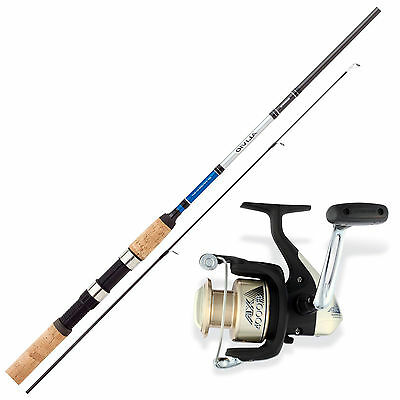 Shimano Rute & Rolle Allroundangeln Combo Angelset No 2
