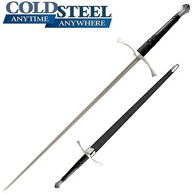 Cold Steel - Italian Long Sword & Scabbard 88ITS NEW