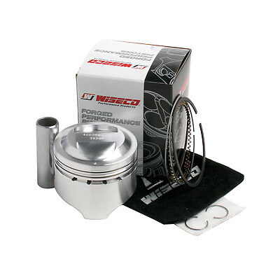 Wiseco Piston Kit 0.50mm Oversize to 65.50mm 12:1 Compression 4289M06550