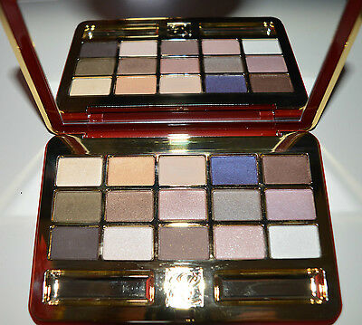 Estée Lauder Deluxe Eyeshadow Palette Set 15 Ombretti Pure Color Make-Up Trucchi