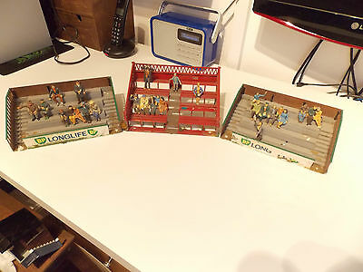 Scalextric Slot Car Stands....x 3