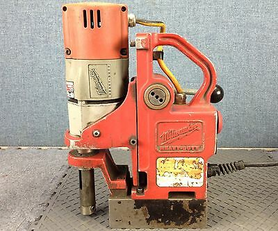 Milwaukee 4270-20 450 RPM Magnetic Drill Press, Mag drill 1 1/2""