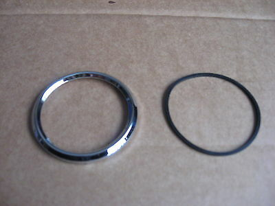 Daimler Conquest Century DHC Roadster Small Instrument Chrome Rim & Seal