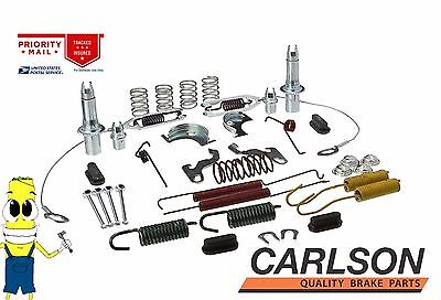Complete Rear Brake Drum Hardware Kit for Ford RANGER 1995-2009 with 10in Drums