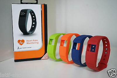Veryfit Smartfit F2HR Fitnesstracker Actifity Band Fitness Armband Herzfrequenz