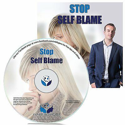 Stop Self Blame Hypnosis CD - Use the Power of Hypnotherapy to Break Out