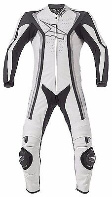 AXO Motorbike Leather Suit Racing Motorcycle CE Armoured Any Colour/Size/Name
