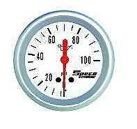 """Speco Pro Series Mechanical Oil Pressure Gauge 537-16 2.5"""" Stock Clearance"""