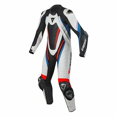 Dainese Motorbike Leather Suit Motorcycle Custom Made CEArmours Any Colour/Size