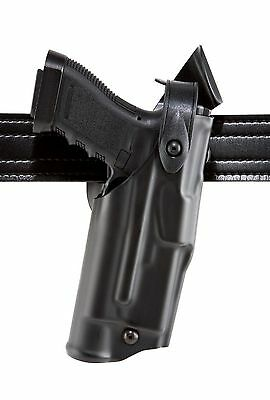 Safariland 6360 Level 3 Retention ALS Duty Holster, Mid-Ride, Black, High Glo...