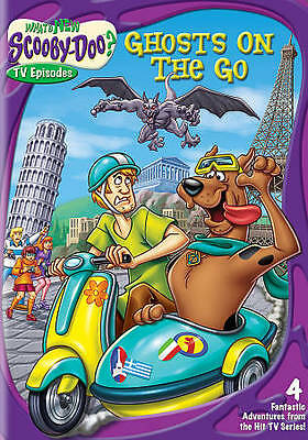 Whats New, Scooby-Doo?, Vol. 7: Ghosts o DVD