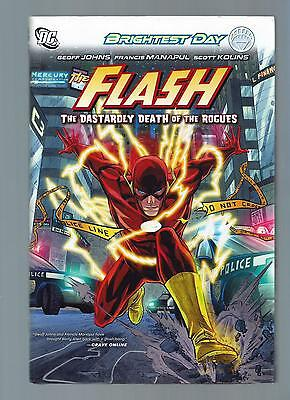 THE FLASH: The Dastardly Death Of The Rogues - HC DC hardcover graphic novel