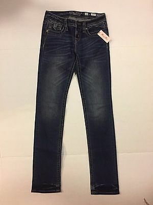 New ! Girls Youth Miss Me Skinny Jeans size 16 NWT