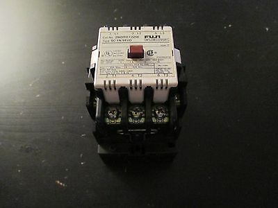 Fuji Electric 2Nc0T0 # 22Se Type Sc-1N/Seud Contactor 110-120V*New Out Of A Box*